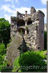 Heidelberg Castle (Heidelberger Schloss)