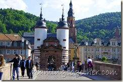 Heidelberg Old Bridge (Alte Brucke)