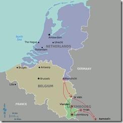Map-Benelux
