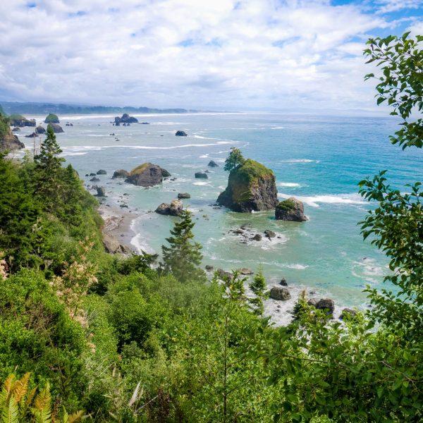 Trinidad Coastline