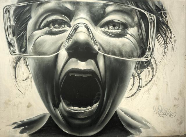 Graffiti - Casares, Spain