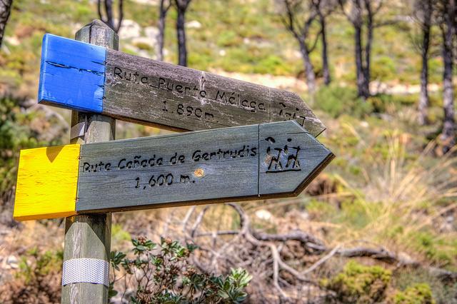 2015.09.22 Hiking in Mijas
