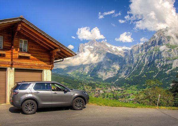 Hiking Around Grindelwald