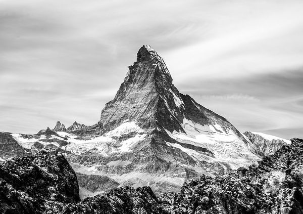 Hiking around the Matterhorn