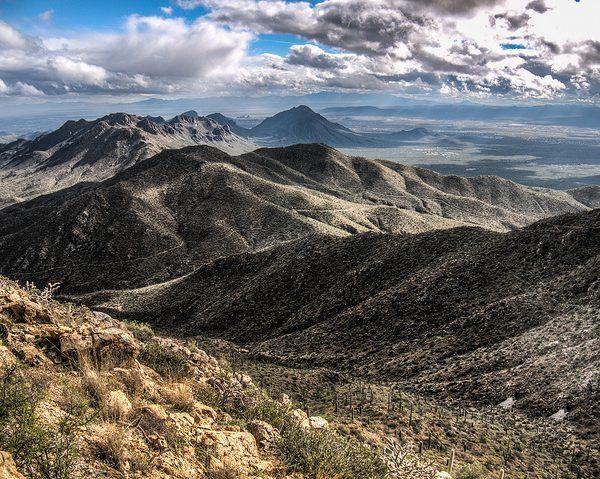 Hiking Wasson Peak