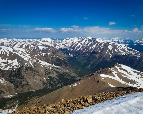 Mount Elbert Colorado High Point