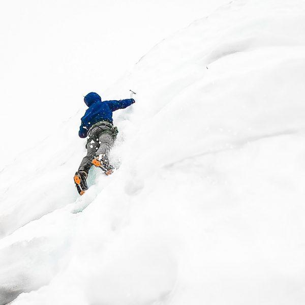 Climbing the Winthrop