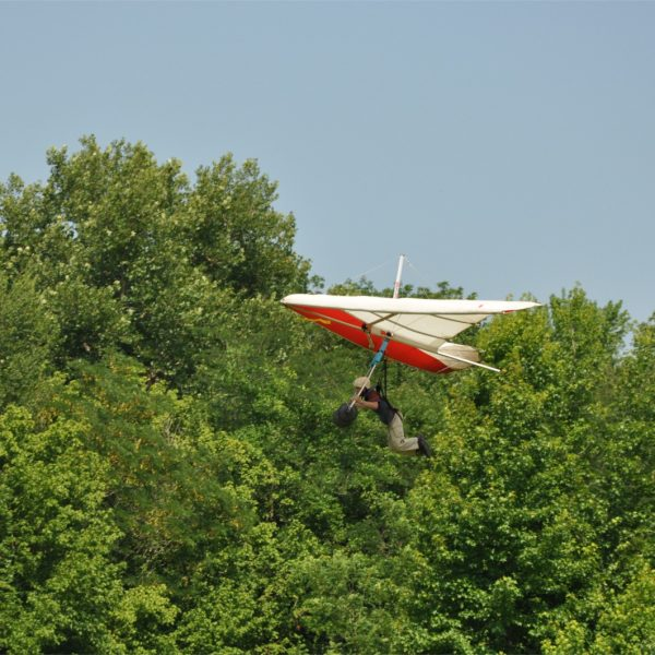 Hang Gliding at Lookout Mountain